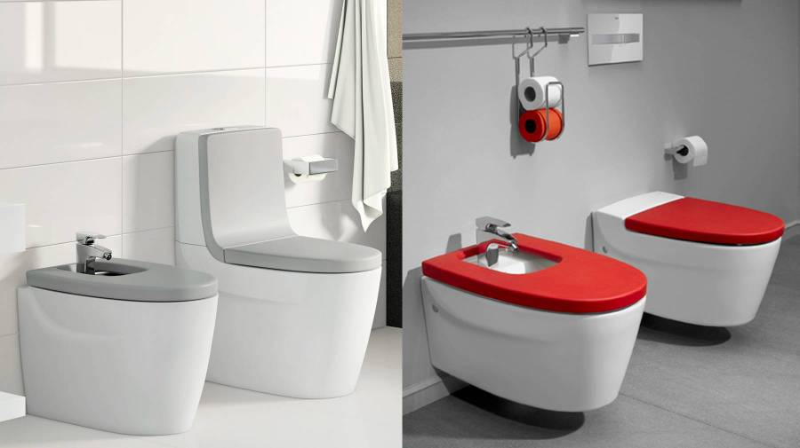Khroma toilet and bidet